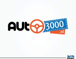 #23 for Design a logo for auto3000.nl, a website selling used cars up to 3000 euro by MDArtifex