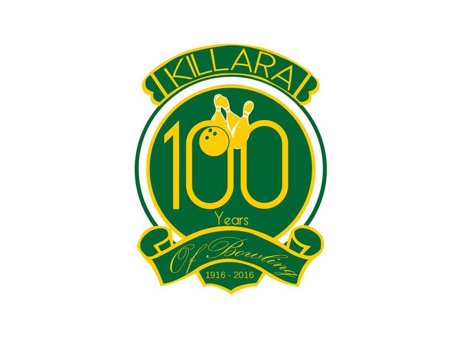 Konkurrenceindlæg #170 for Design a Logo for Killara Bowling Club