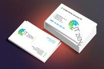 Graphic Design Konkurrenceindlæg #69 for Design some Business Cards for IT Zen
