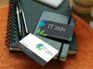 Graphic Design Konkurrenceindlæg #125 for Design some Business Cards for IT Zen