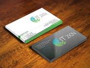 Graphic Design Konkurrenceindlæg #85 for Design some Business Cards for IT Zen