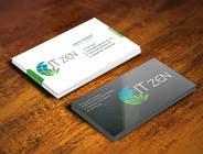 Graphic Design Konkurrenceindlæg #88 for Design some Business Cards for IT Zen