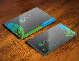 #133 untuk Design some Business Cards for IT Zen oleh gohardecent