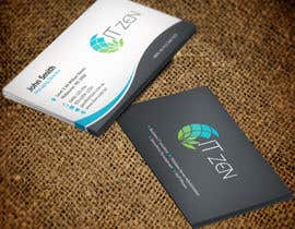 #18 cho Design some Business Cards for IT Zen bởi mdreyad