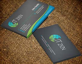 #121 untuk Design some Business Cards for IT Zen oleh mdreyad