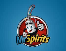 #155 para Design a Logo for mrspirts or mrspirits.com por rugun