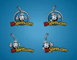 #211 para Design a Logo for mrspirts or mrspirits.com por rugun