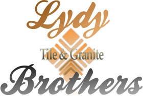 Inscrição nº 54 do Concurso para Lydy Brothers Tile and Granite