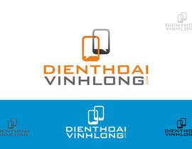 #21 for Design a Logo for dienthoaivinhlong.com by sikandarAliMeer
