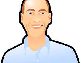 #17 untuk Avatar of a plain looking IT guy oleh manikmoon