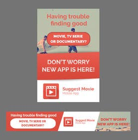 #12 cho Design an Advertisement for Suggest Movie App bởi goranjokanovic