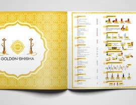 Nro 2 kilpailuun Мне нужен графический дизайн for cafe menu käyttäjältä gkhaus