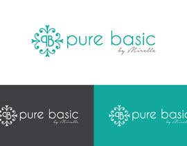 nº 45 pour Develop a Corporate Identity for PURE BASIC BY MIRELLE par Gulayim