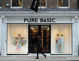 #66 for Develop a Corporate Identity for PURE BASIC BY MIRELLE af Gulayim