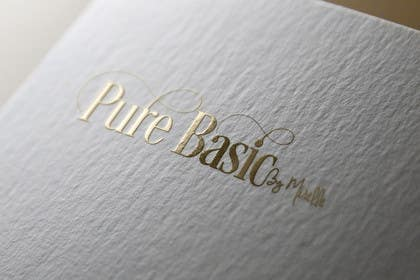 #49 cho Develop a Corporate Identity for PURE BASIC BY MIRELLE bởi usmanarshadali