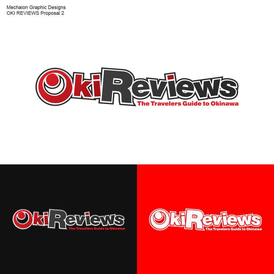 Konkurrenceindlæg #75 for Design a Logo for a Travel Review Site