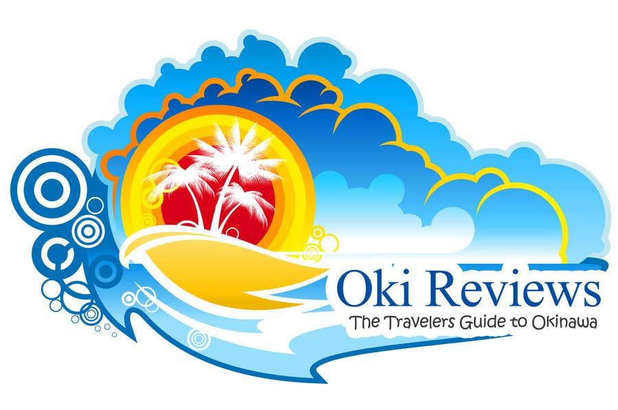 Inscrição nº 147 do Concurso para Design a Logo for a Travel Review Site
