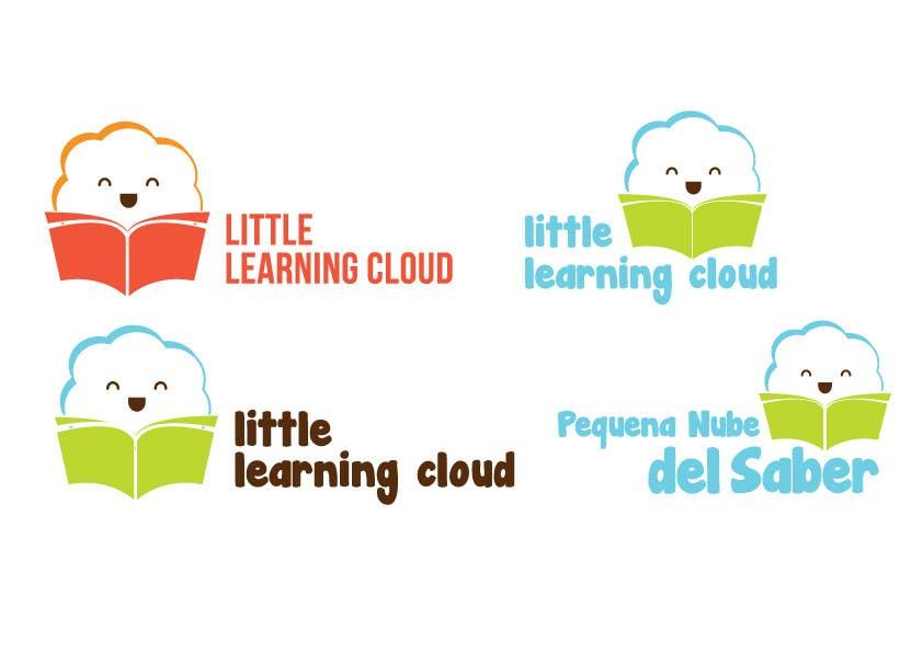 Bài tham dự cuộc thi #98 cho Design a Logo for Little Learning Cloud