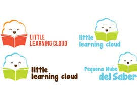 #98 for Design a Logo for Little Learning Cloud af LotusDesign