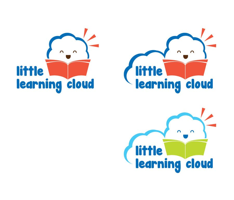 Bài tham dự cuộc thi #114 cho Design a Logo for Little Learning Cloud