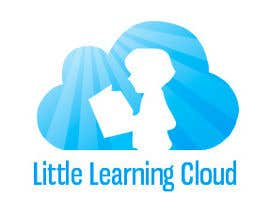 #88 para Design a Logo for Little Learning Cloud por forgetfaren