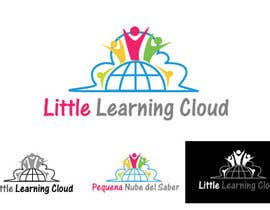 #121 para Design a Logo for Little Learning Cloud por DianPalupi