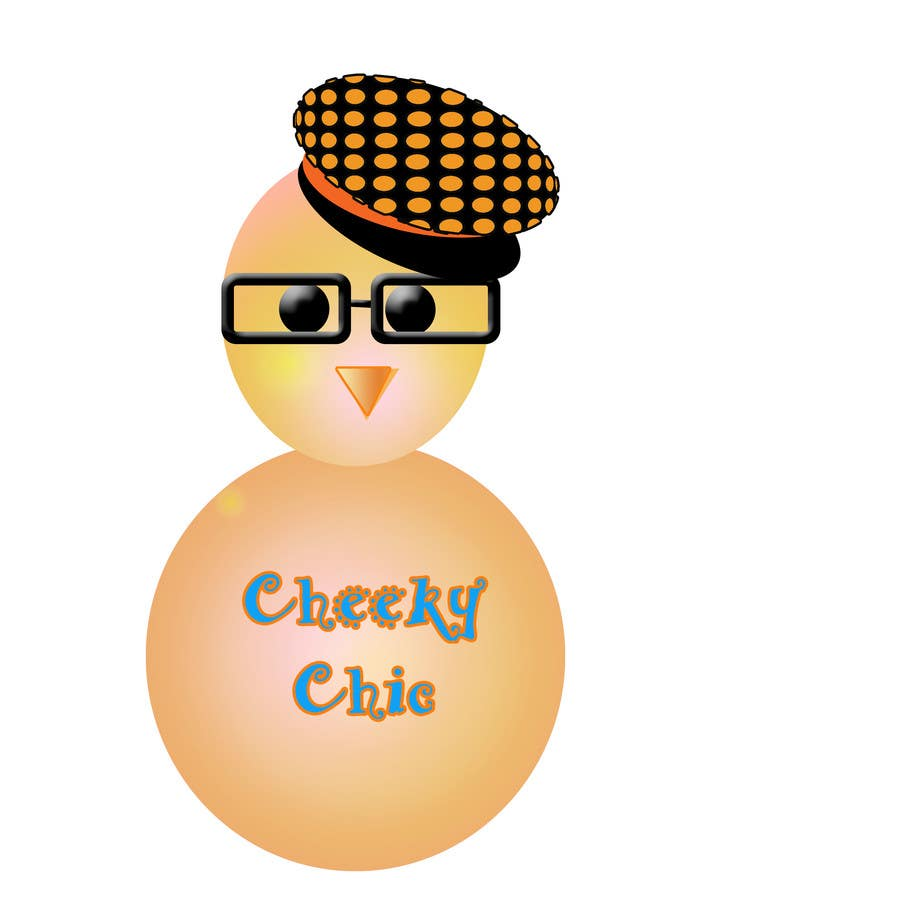 Contest Entry #                                        8                                      for                                         Cheeky Chic contest