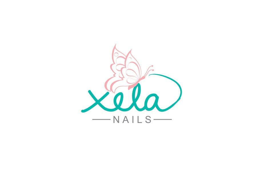 Konkurrenceindlæg #                                        36                                      for                                         Design a Logo for xela nails