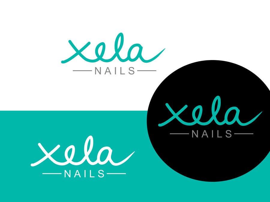 Konkurrenceindlæg #                                        37                                      for                                         Design a Logo for xela nails