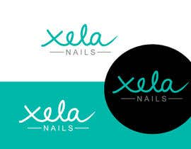 #37 for Design a Logo for xela nails af nadiapolivoda