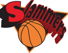 #58 para Design a Logo for Slammers Basketball Team por twinlight