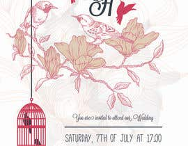 dietrichdesigns8 tarafından Wedding Invitation design needed için no 11