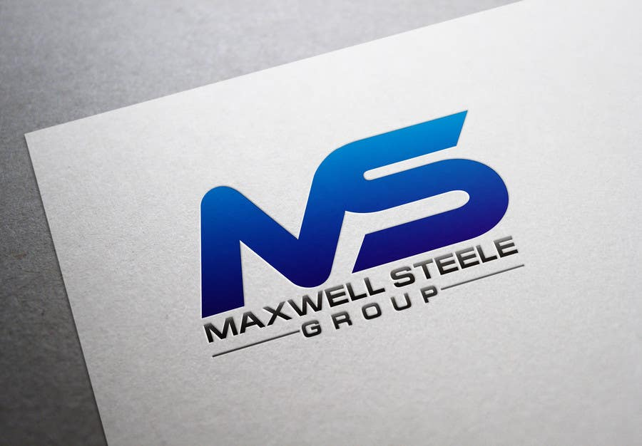 Proposition n°2 du concours Develop a Corporate Identity for MaxwellSteele Group