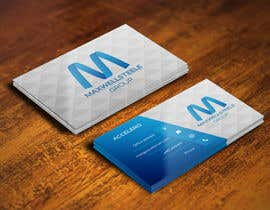 #22 untuk Develop a Corporate Identity for MaxwellSteele Group oleh jaiko