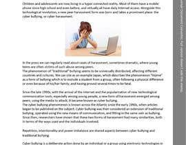 #15 cho Cyberbullying Essay bởi hodachallita