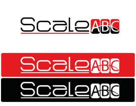 #38 para Design a Logo for ScaleABC por infosouhayl