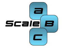 #1 para Design a Logo for ScaleABC por AnthonyWillis