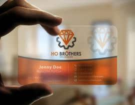 Nro 74 kilpailuun Design some Business Cards for Jewelry Company käyttäjältä imtiazmahmud80