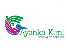 """Nro 44 kilpailuun Diseñar un logotipo para una reserva de Colibríes llamada """"Reserva de Colibríes Ayanka Kimi"""" käyttäjältä Ivanglez"""