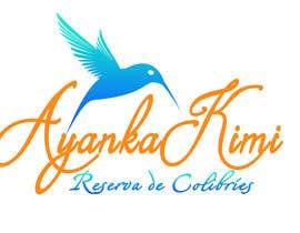 """nº 50 pour Diseñar un logotipo para una reserva de Colibríes llamada """"Reserva de Colibríes Ayanka Kimi"""" par freecreating"""