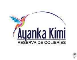"""Nro 17 kilpailuun Diseñar un logotipo para una reserva de Colibríes llamada """"Reserva de Colibríes Ayanka Kimi"""" käyttäjältä julianabedoya"""