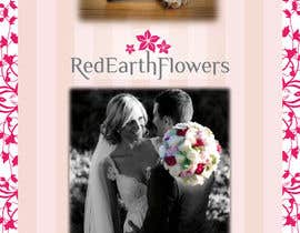 #2 para DL Colour Flyer Design for Wedding Florist por francescapintor