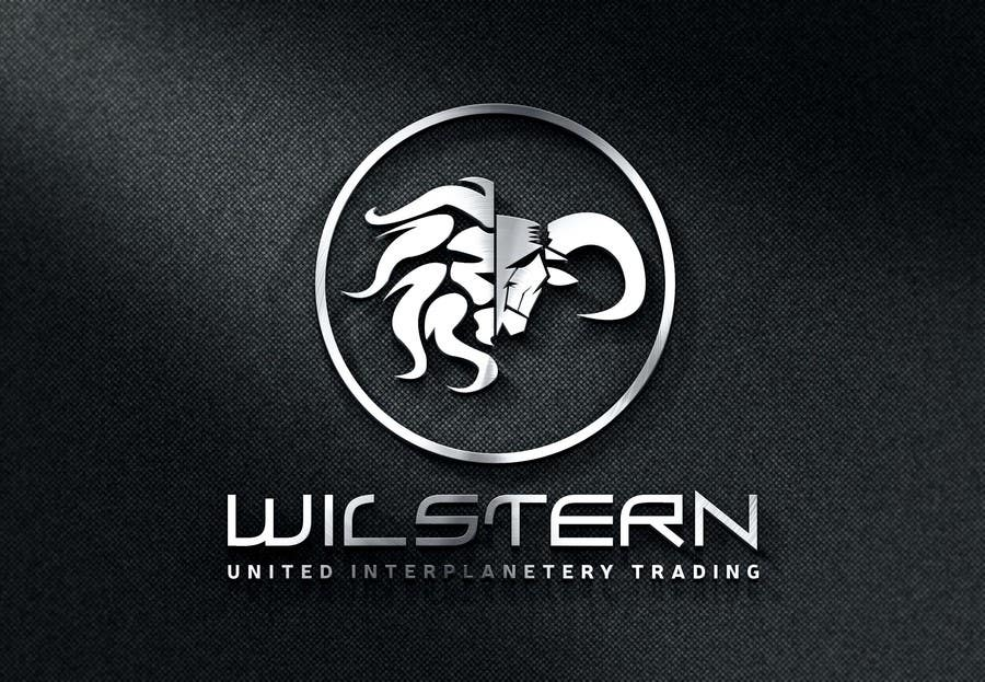 Proposition n°                                        46                                      du concours                                         Design a Logo for Wilstern