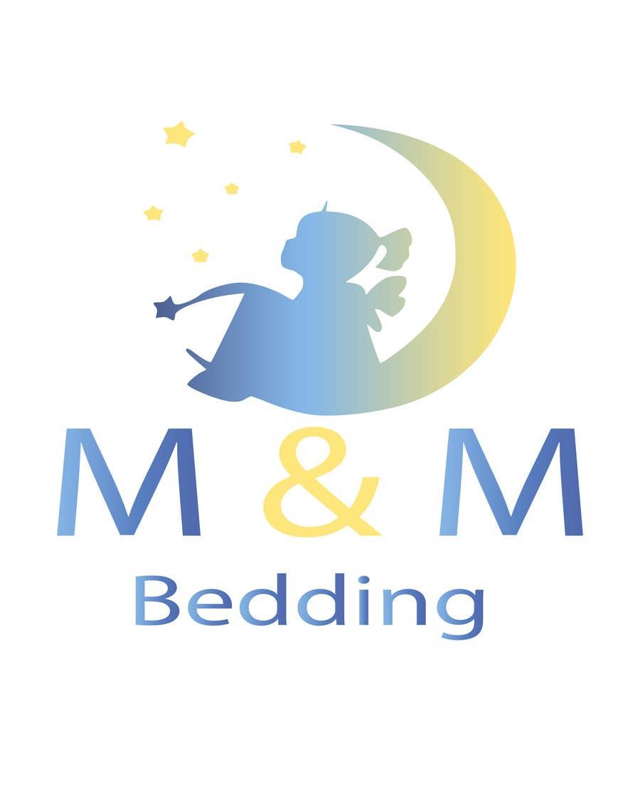 Contest Entry #33 for Design a Logo for M&M Bedding