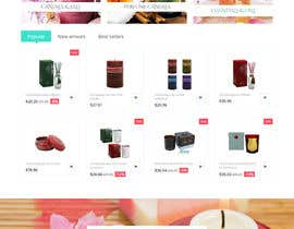#18 untuk Design a Skin for Existing Website oleh haigiang0591