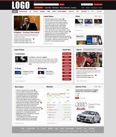 #7 for Design a Website Mockup af Nihadricci