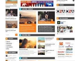 #1 for Design a Website Mockup af sabhyata18