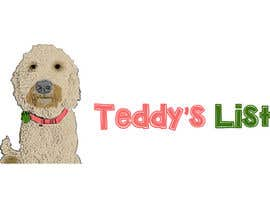 #27 para Design a Logo for Teddy's List por christiandy94