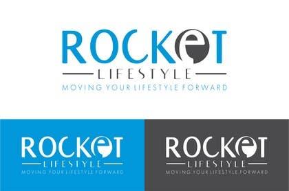 #156 for Design a Logo for Rocket Lifestyle af javedg
