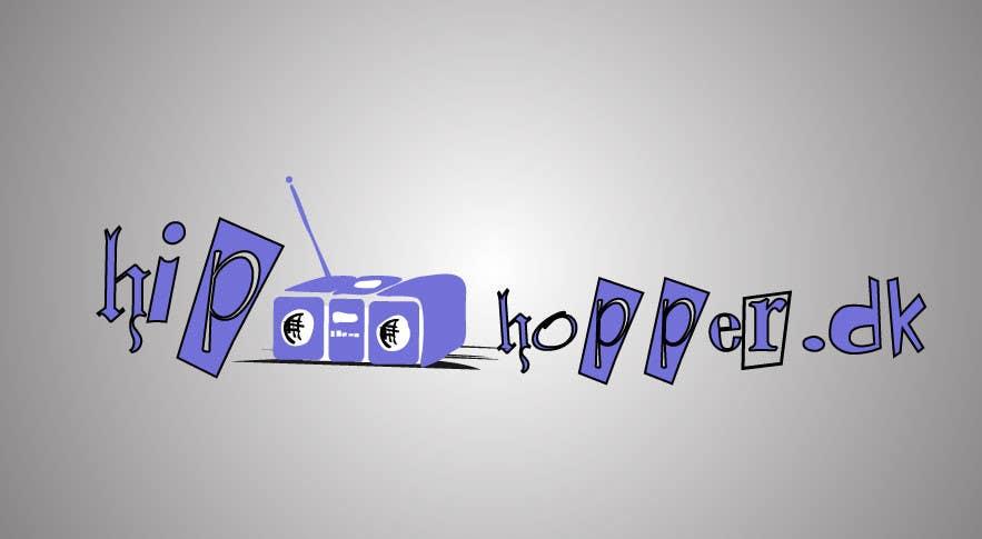 Bài tham dự cuộc thi #                                        104                                      cho                                         Design a Logo for hiphopper
